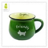 Ultima versione poco costosa della tazza di ceramica lustrata