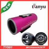 Impermeable reproductor de MP3 Radio para la motocicleta