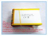 Migliore marca 3.7 V della batteria batteria di litio generale del polimero del ridurre in pani di marca della batteria del ridurre in pani da 2800 mAh 2970115