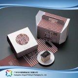 Personalizable de papel cartón de embalaje de alimentos/ Torta (XC-fbk-043)
