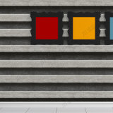 Nuevo papel pintado de la sala de estar de la capa de la pared del hogar 3D