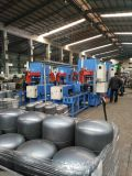 Cilindro de gás do LPG que faz a máquina para a planta nova