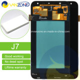 Китай оптовых поставщиков ЖК-дисплей с сенсорным экраном для Samsung Galaxy J7 J700