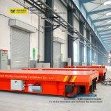 Rail de manutention automatisée des véhicules produits en acier Voiture de transfert