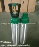 Cilindro respirante dell'ossigeno di alluminio portatile con i regolatori