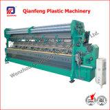 Bolsa de malla de plástico fabricación de máquina de tejer la urdimbre Raschel