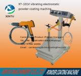 Deklaag van de van certificatie Ce Machine de Trillende Elektrostatische van het Poeder