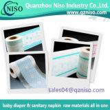Film PE feuille arrière /PE Feuille de /Film de plastification Retour /Baby Diaper Non-Woven feuille arrière