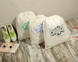 Saco de algodão, Mochila Saco de sapata Sport mochila de Equitação
