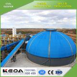 La pressione bassa Trascinare-Scorre soluzione del gassificatore del carbone