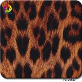 La pelle animale del nuovo del reticolo di Tsautop 0.5m leopardo di larghezza idrografica Aqua-Stampa pellicola di immersione di stampa di trasferimento dell'acqua l'idro