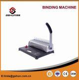 Bindende Machine van de Kam van kantoorbenodigdheden de Plastic