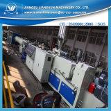 Tubo di plastica che fa il rifornimento idrico del PVC della macchina convogliare fabbricazione del fornitore della macchina in Cina