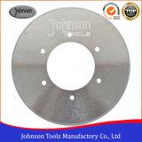 Lámina de corte y molienda de diamante Od250mm para cerámica