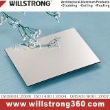 Matière composite en aluminium de PE pour le poteau de signalisation/signe de construction