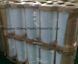 Película de estiramiento de la máquina del PE del alargamiento LLDPE del 500% con alta calidad