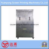 Máquina de secagem da limpeza da tela do gás