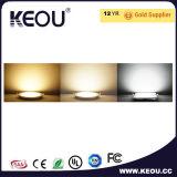 円形か正方形LEDのパネル18W 8inchの天井Downlight