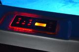 Vasca calda della grande di vendita 5 delle persone STAZIONE TERMALE della Jacuzzi per la famiglia con il LED meraviglioso