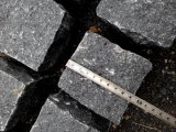 壁のクラッディングまたは舗装するか、または景色の石のための滑稽なG684花こう岩