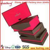 Коробка подарка с изготовленный на заказ картоном печатание 1200gr логоса