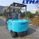 Ltma 3.5トンの新しい電池の電気フォークリフトのタイプ