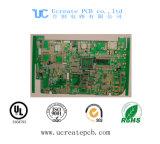 Tarjeta de circuitos impresos de múltiples capas del PWB con RoHS y la UL