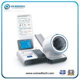 Moniteur automatique de pointe de pression sanguine de Cuffless