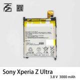 batterie Lis1520erpc de téléphone mobile de 3.8V 3000mAh pour Sony Xperia Z ultra Lt39h XL39h C6833