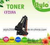 Cartuccia di toner della stampante a laser di CF218A 18A per la cartuccia di toner dell'HP