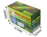 Baterías de la casa de Whc 12V100ah Tesla para la azotea de la energía solar
