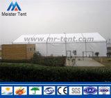 tente en aluminium solide d'entrepôt de bâti de hauteur faite sur commande de 10X15m pour l'industrie