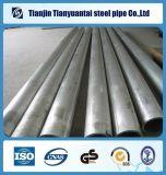 38.1X1.2mm, pipe soudée par diamètre d'acier inoxydable de la longueur 6metre