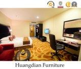 Самомоднейшая комната мебели спальни гостиницы звезды установила (HD249)