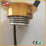 3W van uitstekende kwaliteit aan 15W IP65 LEIDENE het Onder de aandacht brengen leiden onderaan Lichte LEIDENE van Winkelcomplexxen Lampen