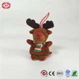 Le renne Ridable Big Kids cadeau de Noël de l'orignal Buddy jouet en peluche