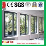 Hochwertiges schiebendes Empfang-Glasfenster