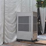 La CAHT a canalisé la climatisation de module à C.A. 29ton pour les foires commerciales