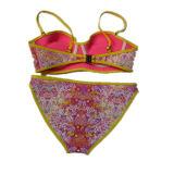 hecho personalizado mujeres maduras Bikini de triángulo de neopreno