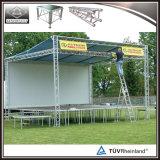 Venta al aire libre de interior portable de aluminio todo terreno de la etapa del concierto