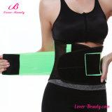 La energía realza a amaestrador sano verde de la cintura de la correa de cintura de la terapia
