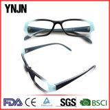 Personalidad Venta caliente degradado de color gafas de lectura