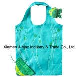 Saco de compras dobrável, estilo de peixe animal, reutilizável, leve, presentes, sacos de supermercado e acessível, promoção, acessórios e decoração
