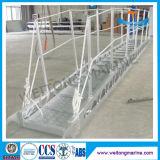 Marinepassage-Aluminiumkai-Strichleiter