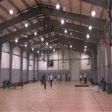 Modernes helles Stahlkonstruktion-Basketball-Spielplatz-Gebäude