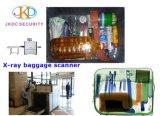 Varredor elevado 5030c da bagagem da raia do aeroporto X do detetor de metais da fábrica da penetração com 4 imagens das cores