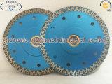 Lâmina de serra de diamante de cerâmica Lâmina de serra de porcelana Lâmina de serra de porcelana