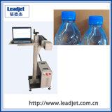 Impressora a laser de CO2 de alta velocidade para linhas de garrafas plásticas
