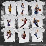 특별한 OEM 고품질 남자의 스포츠 t-셔츠