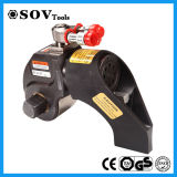 Llaves inglesas de torque hidráulicas de acero rígidas del mecanismo impulsor cuadrado del diseño